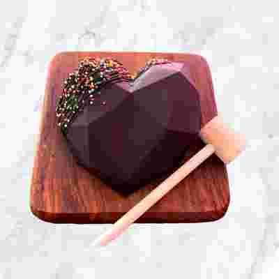 Choco Love Pinata Cake