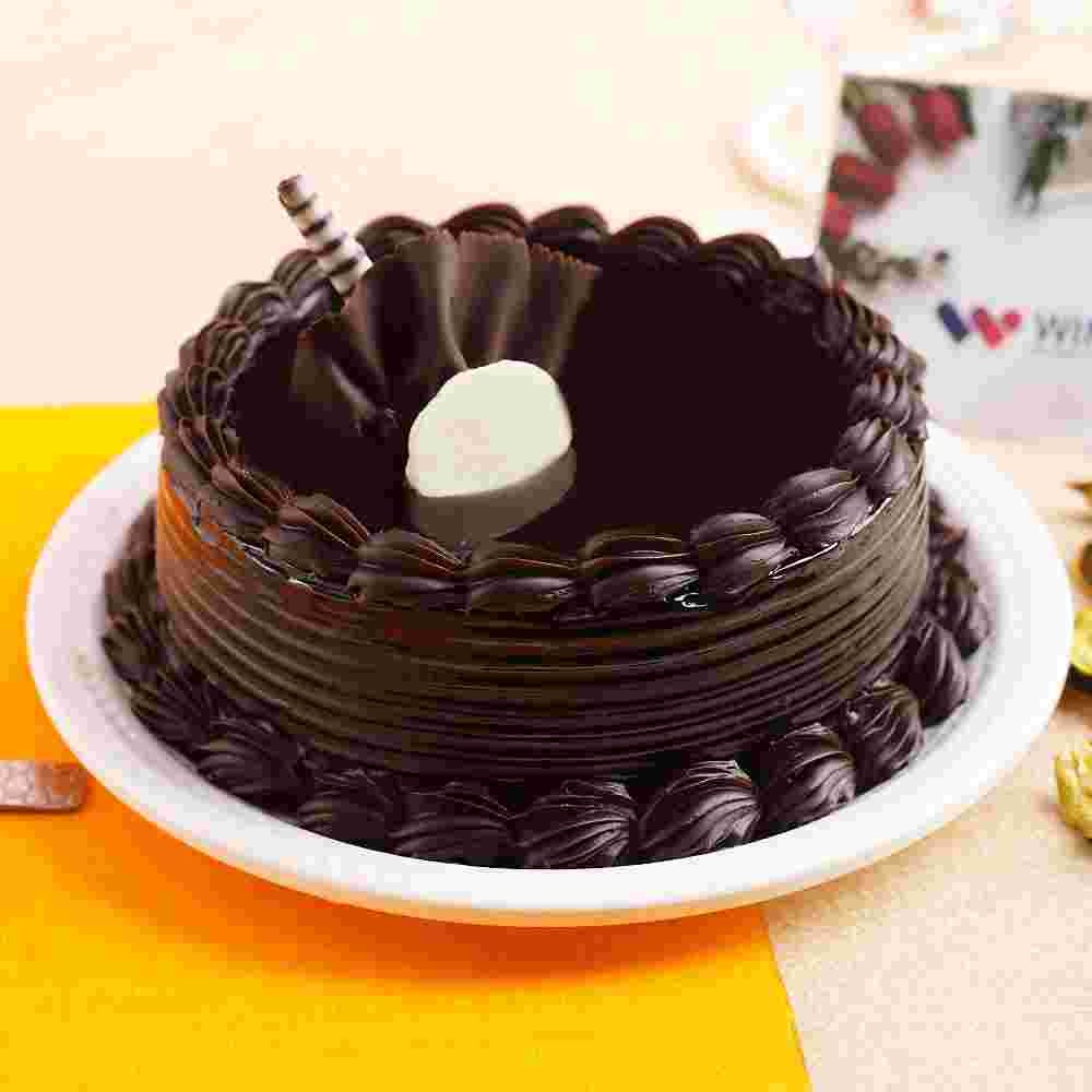 Toothsome Chocolate Cake-1kg