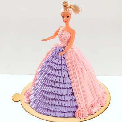 Barbie Cake(attribute)