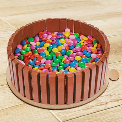 KitKat Gems Cake(attribute)