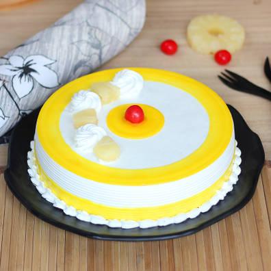 Peoples Pineapple Cake